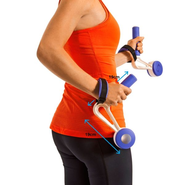 Fitness Walking Dumbbells Hand Weights