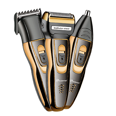 Gemei GM-595 High performance Professional 3 in 1 Trimmer