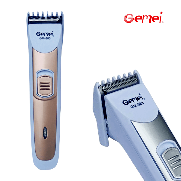 Gemei GM-683 High performance Professional Body Groomer Trimmer For Men